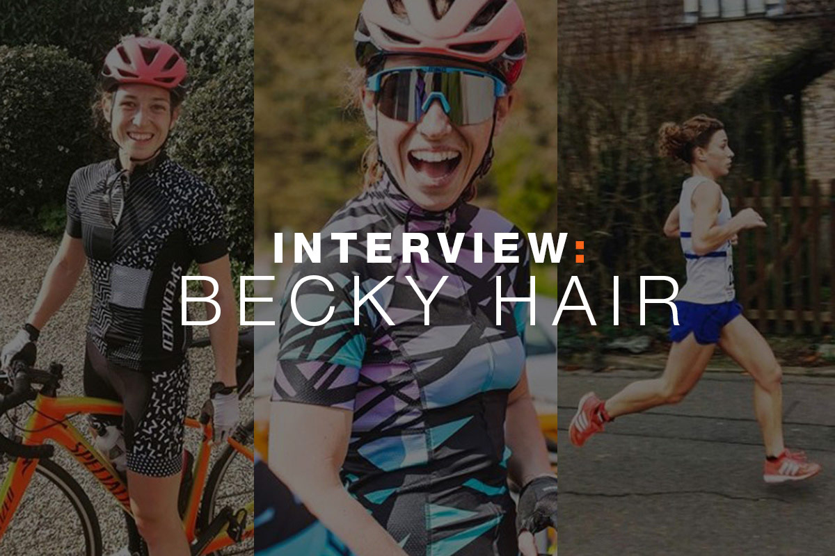 Back to basics with Becky Hair