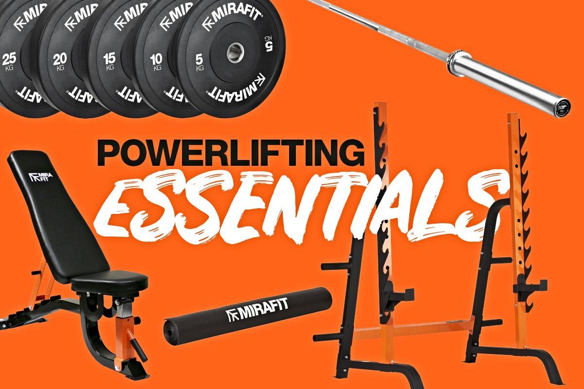 What Is Powerlifting? | Mirafit