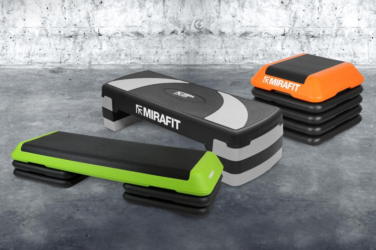 Mirafit-exercise-steppers