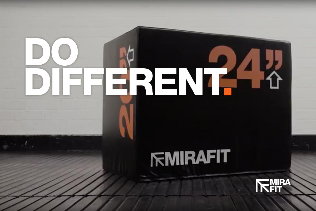 Do Different Without The Gym | Mirafit