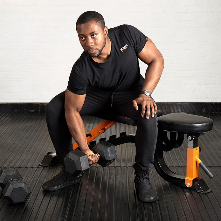 Discover weight benches