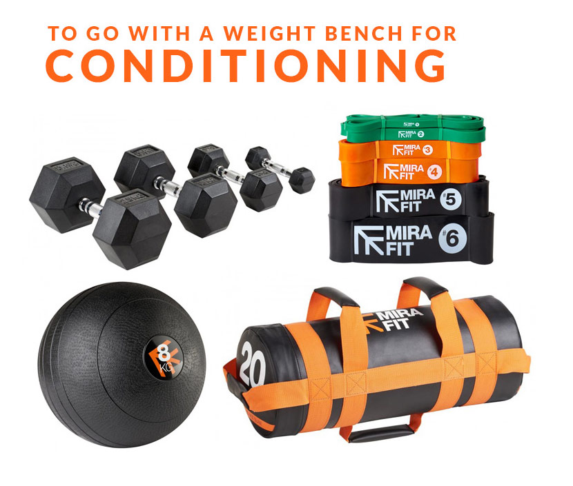 Weight bench - conditioning