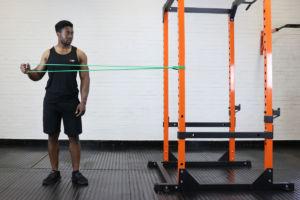 Best Shoulder Exercises Using Resistance Bands