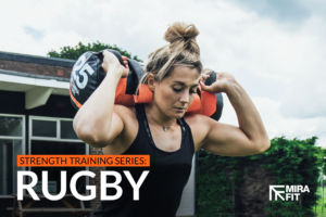 Strength Training For Rugby With Vicky Fleetwood