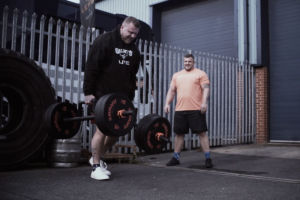 What does it take to become the World's Strongest Man?